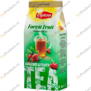 Lipton Forest Fruit, чай заварной листовой «лесные ягоды», 150 г