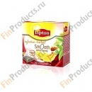 Lipton Smooth Lemon Honey чай в пирамидках, 20 шт