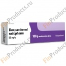 Dexpanthenol ratiopharm 50 mg/g, Декспантенол ратиофарм 50 мг/г, средство для лечения воспалительных заболеваний кожи, 100 грамм