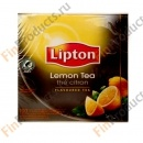 Lipton Lemon Чай в пакетиках, 100 шт