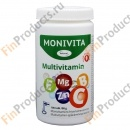 Reformi Monivita (Multivitamin), комплекс мультивитаминов, 100 табл. -