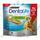 Purina Dentalife, Пурина Денталайф, стоматологические палочки для крупных собак 25-40 кг, 12 штук, 426 г
