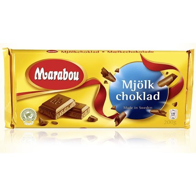 200 g mjölkchoklad